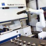 TruBend Cell 7000 - die innovative Highspeed-Biegezelle