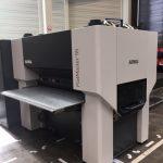 Neue Richtmaschine FlatMaster® 55 für Stanz-, Laser- und Brennteile