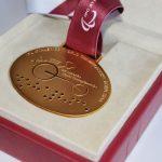 Weltrekord im Weitsprung - Mit Vanessa Low zu Besuch in Rahden