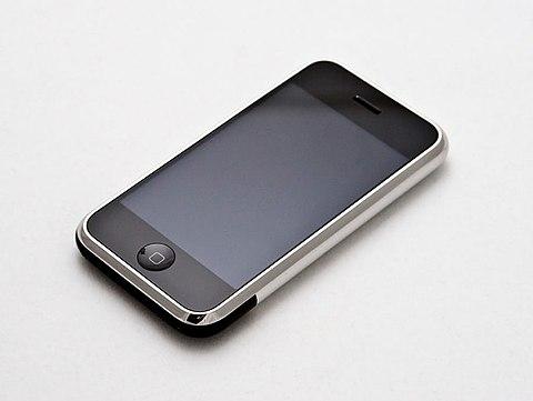 Apple stellt das erste IPhone vor
